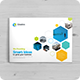 Landscape Bi-Fold Template - GraphicRiver Item for Sale
