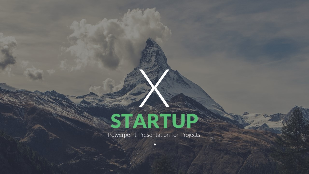 Startup x perfect pitch deck powerpoint template updated by powerpoint templates presentation templates imagepreviewslide1 toneelgroepblik Choice Image