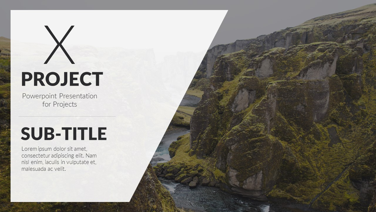Startup X – Perfect Pitch Deck Powerpoint Template [Updated] by ...