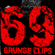 Grunge Clip Pack - VideoHive Item for Sale