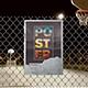 Street Poster Mockups - GraphicRiver Item for Sale