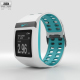 Nike SportWatch GPS White Sport Turquoise