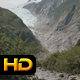 Franz Josef Glacier and Glacier Stream - VideoHive Item for Sale