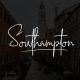 Southampton Signature Style - GraphicRiver Item for Sale