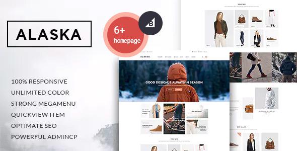 AP Alaska - Responsive Bigcommerce Theme Template - BigCommerce eCommerce