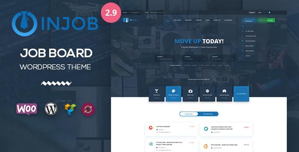 20+ Best WordPress Job Board Themes to Build Job Websites 2019 9