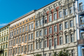 Lovely restored old houses in Berlin - PhotoDune Item for Sale