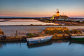 Sunset at the saltpans of Marsala - PhotoDune Item for Sale