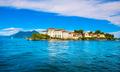 Isola Bella island in Maggiore lake, Borromean Islands, Stresa P - PhotoDune Item for Sale