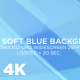 Abstract Soft Blue Background 4K - VideoHive Item for Sale