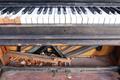 Old, broken, abandoned piano - PhotoDune Item for Sale