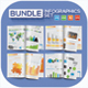 Bundle Infographics elements design - GraphicRiver Item for Sale