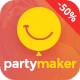 PartyMaker | Event Planner WordPress Theme - ThemeForest Item for Sale
