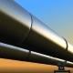 Pipelines Loop Perspective Tracking, Clear Sky - VideoHive Item for Sale