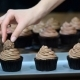 Chocolate Cupcakes with Chocolate Icing - VideoHive Item for Sale