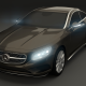 Mercedes S Class Coupe - 3DOcean Item for Sale
