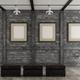 Art gallery in a loft - PhotoDune Item for Sale