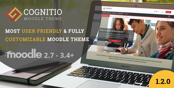 Image of Cognitio | Premium Moodle Theme