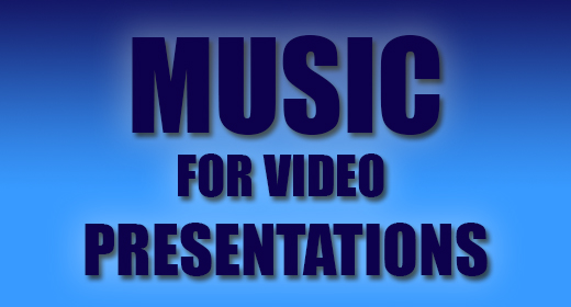 Modern Instrumental Background Music For Video Presentations