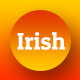 Irish - A Fresh Multipurpose Creative HTML5 Template - ThemeForest Item for Sale