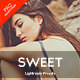 Sweet Lightroom Presets