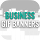 Animated GIF Banner Ads - Multipurpose, Business, Corporate Banners Ad