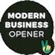 Modern Business Opener - VideoHive Item for Sale