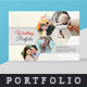 Photography Portfolio & Wedding Album - GraphicRiver Item for Sale