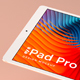 Pad Pro Design Mockup - GraphicRiver Item for Sale