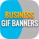Animated GIF Banner Ads - Business, Corporate Banner Ads