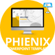 Phienix Keynote Template - GraphicRiver Item for Sale