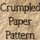 10 Crumpled Shabby Paper and Cardboard Seamless Adobe Illustrator Patterns
