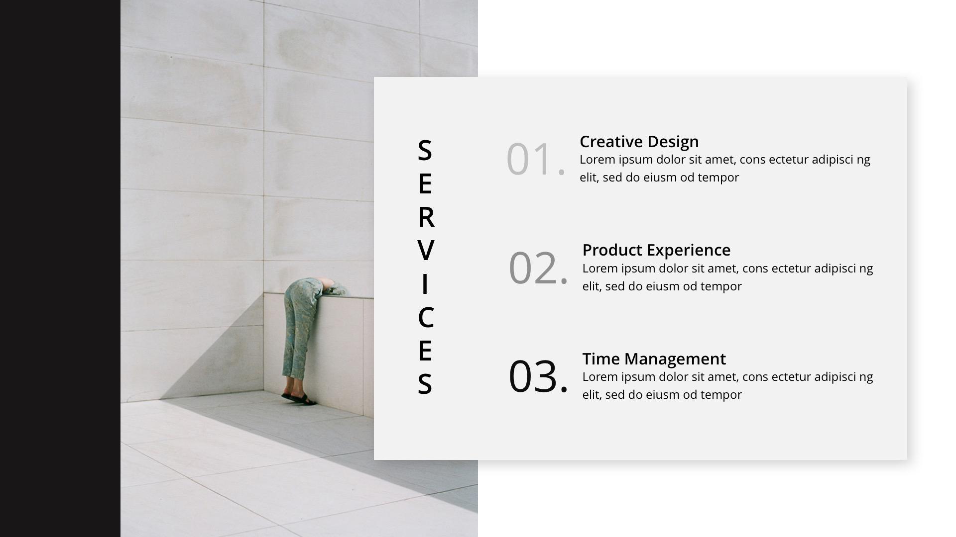 Simplism Minimal Google Slide Template by ESTE_Studio | GraphicRiver