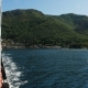 Ferry Sailing on the Bay in Montenegro - VideoHive Item for Sale
