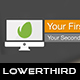 Digital Flat Lower Thirds - VideoHive Item for Sale