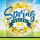 Spring Break Flyer/Poster - GraphicRiver Item for Sale