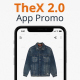 TheX - App Presentation Kit - VideoHive Item for Sale