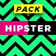 Hipster Music Pack - AudioJungle Item for Sale