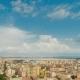 Cityscape of Cagliari, Italy, Top View, - VideoHive Item for Sale