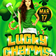 Lucky Charms Flyer Template - GraphicRiver Item for Sale