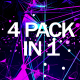 Plexus Colors VJ Pack - VideoHive Item for Sale