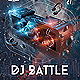 Dj Battle EDM Electro Dj Party Flyer - GraphicRiver Item for Sale