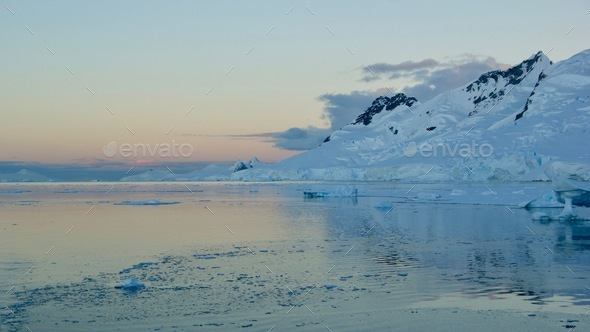 Antarctica - Stock Photo - Images