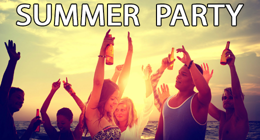 Summer Party & Fun Drinking Music