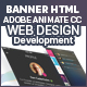 Web Design & Development HTML 5 Banners Animated - CodeCanyon Item for Sale