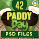St.Patricks Day Banner Set - 3 Sets - 42 Banners - GraphicRiver Item for Sale