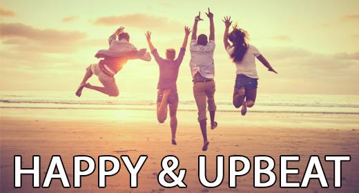 Happy & Upbeat Music