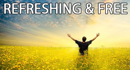 Refreshing & Free