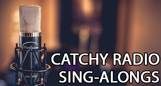 Catchy Radio Sing-Alongs (Vocals)