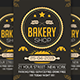 Bakery Shop Flyer - GraphicRiver Item for Sale